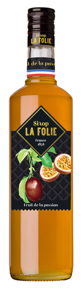 Sirop de Fruits de la Passion de la Distillerie Combier